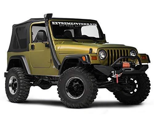 RED ROCK 4x4 Snorkel Kit Off Road Air Intake Fits Jeep Wrangler TJ 4.0L 2000-2006