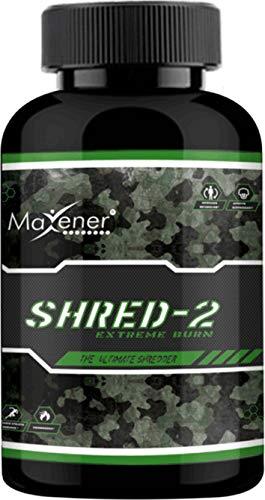 Maxener Wellness - Shred - 2, 60 Tablet