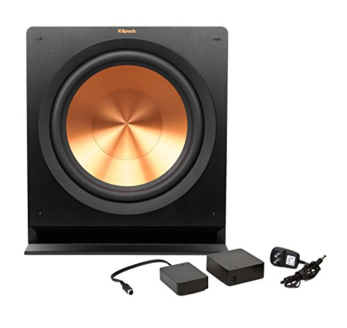 Review Of Klipsch R115SW and WA2 Kit Subwoofer and Wireless Kit