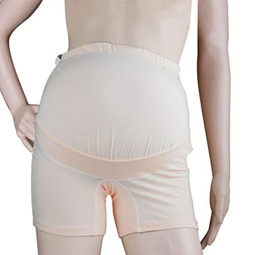 GaoYunQin Vientre Embarazo Falso Vientre Embarazado Falso, Body Vientre Falso Body Embarazada Bolsa de Relleno, para Disfrazarse de Cosplay Accesorio de Vestuario (Size : 5-6 Months)
