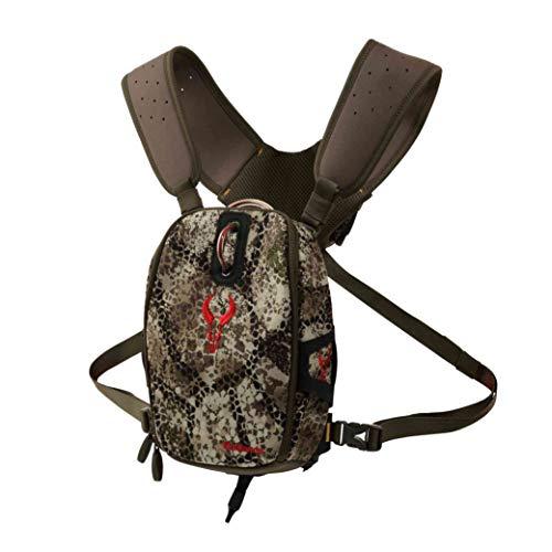 Badlands Bino Case Zipper Camouflage Hunting Binocular Case, Hydration Compatible