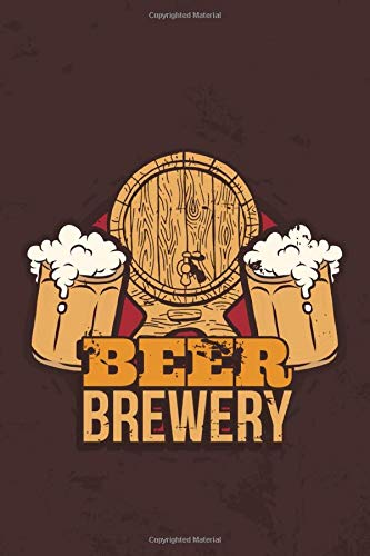 Beer Brewery: A5 | Auf 120 Seiten | Kariert | Zum Festhalten deiner Maische Rezepte | Schnaps Brennen | Maische Rezept Buch
