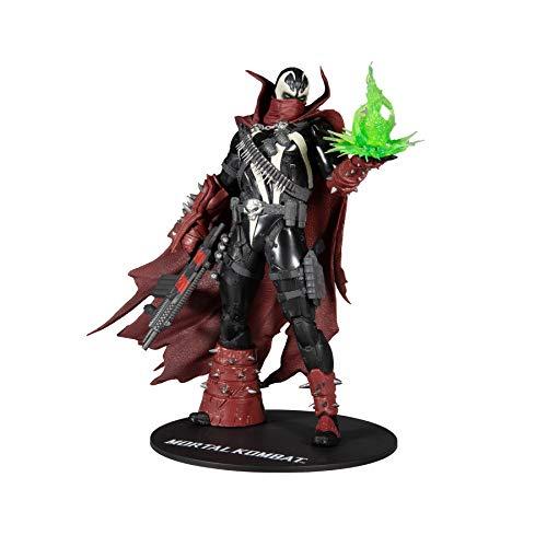 Mortal Kombat Commando Spawn Dark Ages Skin 12' Deluxe Figure