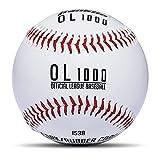 Franklin Sports 6 Official Baseballs in Mesh Bag