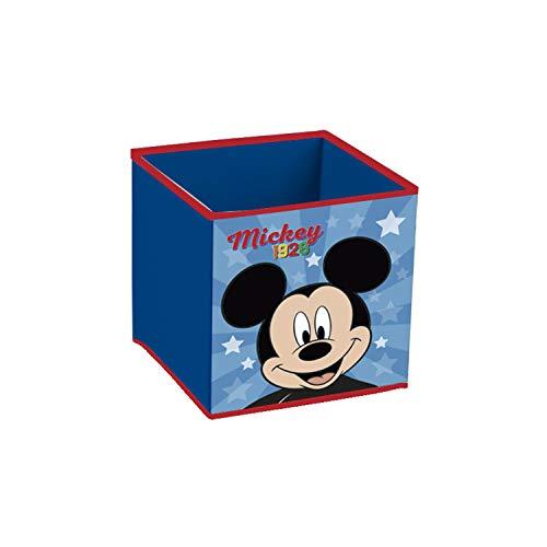 ARDITEX AD-WD13252 Sac, Carton, Mickey, único