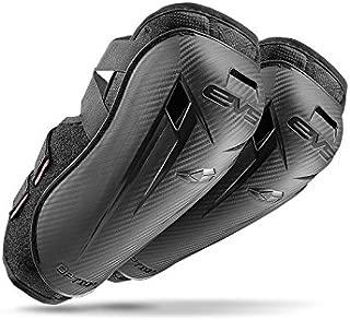 EVS Sports Men's Pad (Option Elbow Pair) (Black, Adult), 2 Pack