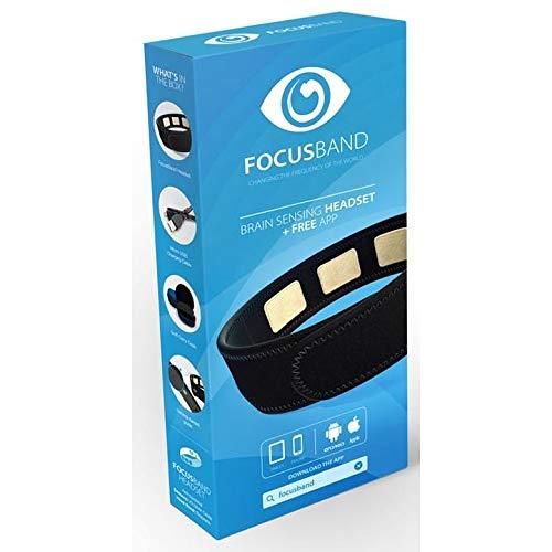 Focusband Brain Sensing Headset + Free app