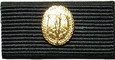 Weitere... Bandschnalle BW Leistungsabzeichen Gold