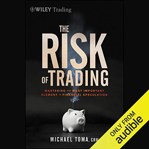 The Risk of Trading audiobook cover art