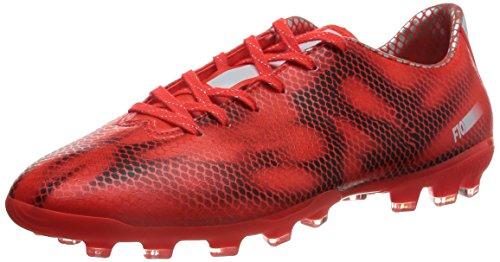 Adidas F30 Ag. Fußballschuhe, Red/Wht/Blk, 46