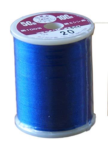 オリヅル絹ミシン糸  50番 100m  20