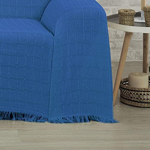 Mantas Cubre Sofas Estampadas mantas cubre sofas  Marca Dalina Textil