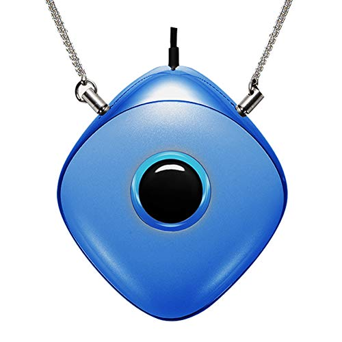 Best Buy! Thethan Personal Mini Portable Air Purifier Necklace Wearable USB Charging Air Freshener I...