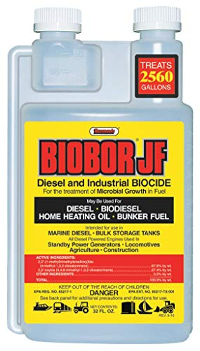 Biobor JF Diesel Biocide and Lubricity Additive, 32-Ounce
