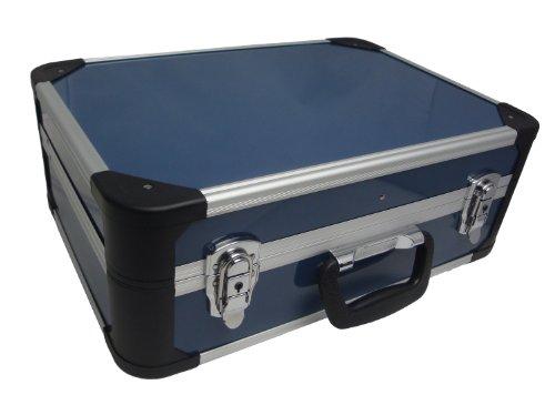 Domus ACS05 Valigia Portautensili in Alluminio, Blu