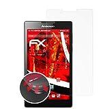 atFolix Schutzfolie kompatibel mit Lenovo Tab 2 A7-30 Folie, entspiegelnde & Flexible FX Bildschirmschutzfolie (2X)