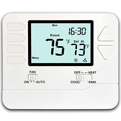 Heagstat H721 Non-Programmable Heat Pump Thermostat