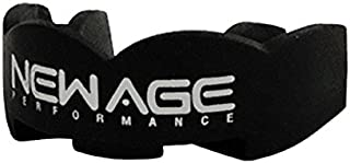 New Age Performance - 5DS Sports and Fitness Mouthguard - Contact Protection - Black