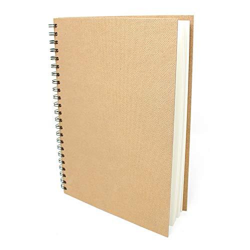 Artway A4 Skizzenbuch, Papier, Weiß, Hochformat