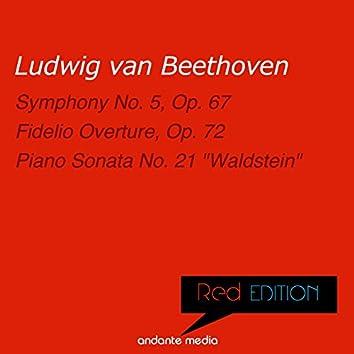 Red Edition - Beethoven: Symphony No. 5, Op. 67 & Piano Sonata No. 21, Op. 53