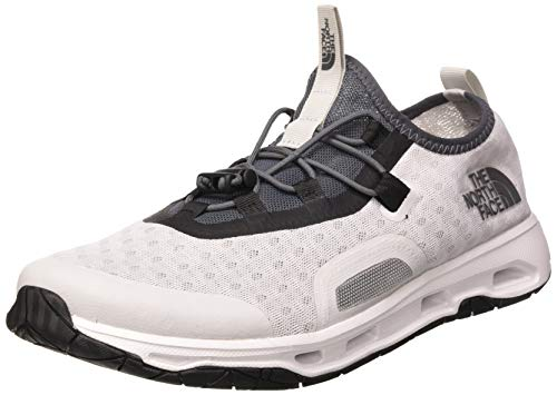 The North Face Mens Skagit Water Shoe, Trail Running, SPACKLE Grey