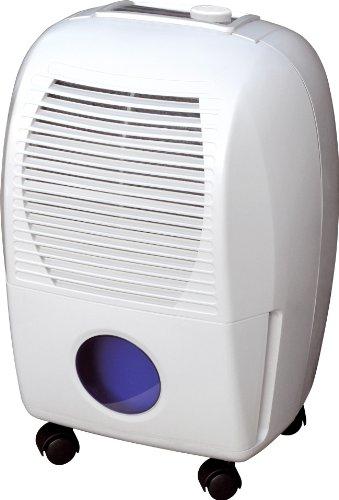 comfee Luftentfeuchter / Bautrockner MDT-10DKN3 / (10L in 24h), Raumgröße ca 16m² bzw 40m³