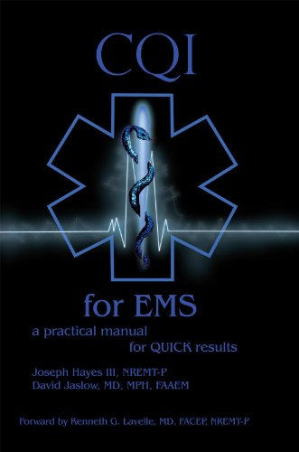 Cqi for Ems: A Practical Manual for Quick Results