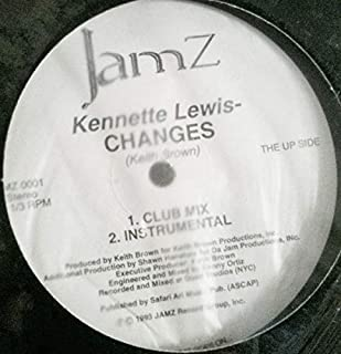 """Changes - Kennette Lewis 12"""""""