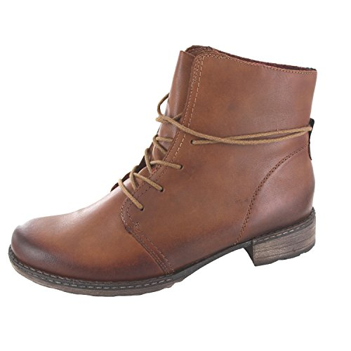 Remonte Damen D4388 Combat Boots, Braun (Chestnut/Chestnut / 24), 38 EU