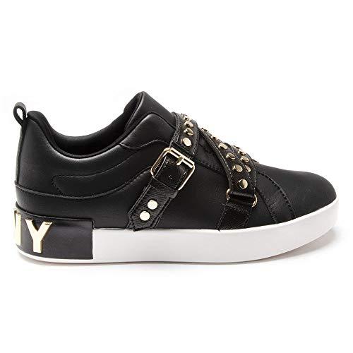 DKNY Studz Damen Sneaker Schwarz 35.5 EU