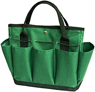 Multi-purpose backpack Multi-pocket Oxford cloth garden tool bag, woodworking power tool bag, multifunctional tool storage...