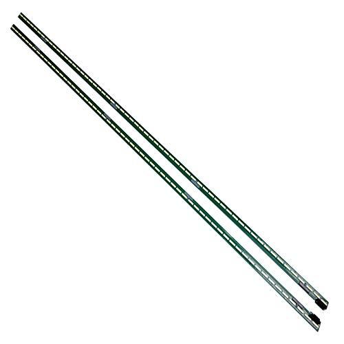 Juego de 60 tiras LED de 603 mm para LG 55UH650V 6922L-0189A 6916L2466A 6916L2465A LC550EGG 55' V16 ART3 2465 2466
