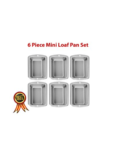 small stainless steel loaf pan - 8