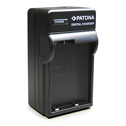 Patona - Cargador para Nikon 1 V1, D600, D800, D800E, D7000, D7100 y otras (equivalente a...