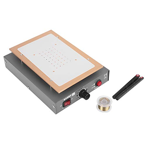【𝐏𝐫𝐨𝐦𝐨𝐜𝐢ó𝐧 𝐝𝐞 𝐒𝐞𝐦𝐚𝐧𝐚 𝐒𝐚𝐧𝐭𝐚】 Separador de LCD de peque?o Ruido de Metal, Separador de Pantalla LCD, Enchufe de EE. UU. De 7 Pulgadas y 110 V para Separar la separación de la Pantal