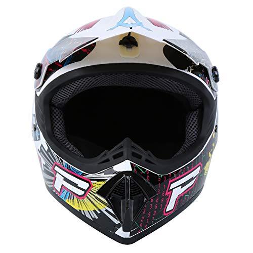 Product Image 5: Samger DOT Adult Offroad Helmet Motocross Helmet Dirt Bike ATV Motorcycle Helmet Gloves Goggles