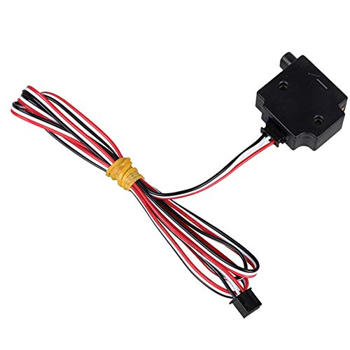 Haude 3D Printer Filament Detection Module with 1M Cable Run-Out Sensor Material Runout Detector For Ender 3 CR10 3D Printer
