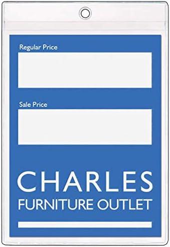 StoreSMART - Plastic Furniture Tag Holders OFFicial shop 5