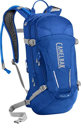 CamelBak M.u.l.e. Mochila de hidratación, Color 400 Azul,...