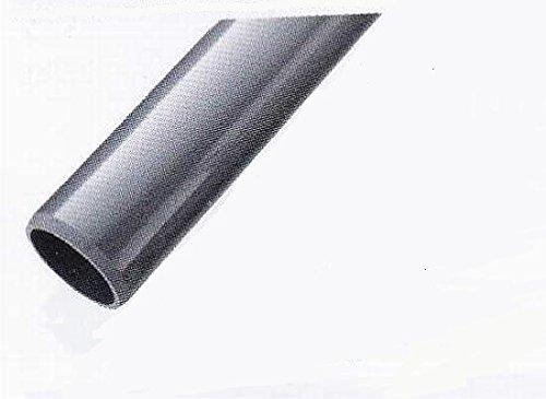 PVC Rohr Druckrohr 1 Meter Ø 20mm - 125mm Garten Teich Koi Wasser (25mm)