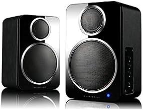 Wharfedale ds-2 Bluetooth Speaker hi-fi Sound in miniaturised Form,Aptx,Bookshelf Speaker, Portable Speaker