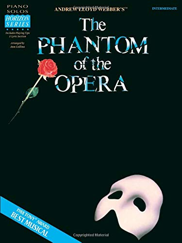 Phantom of the Opera Intermediate Piano Solos
