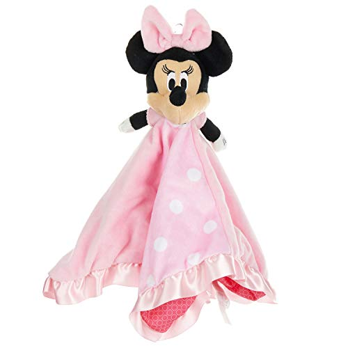 Disney Baby: Minnie Mouse Snuggle Blanky by Kids Preferred by Disney
