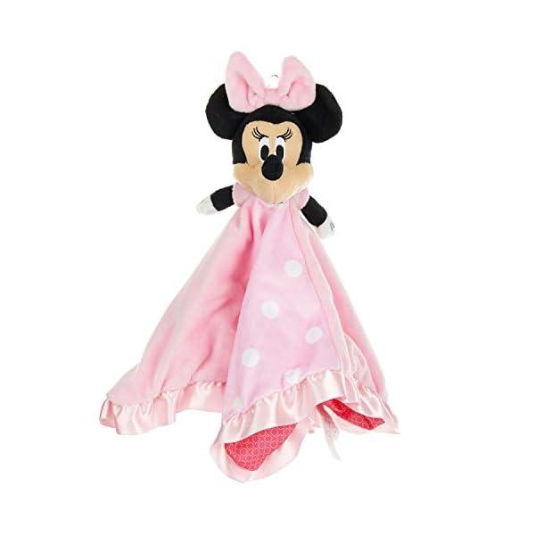 Disney Baby: Minnie Mouse Snuggle Blanky by Kids Preferred by Disney 1