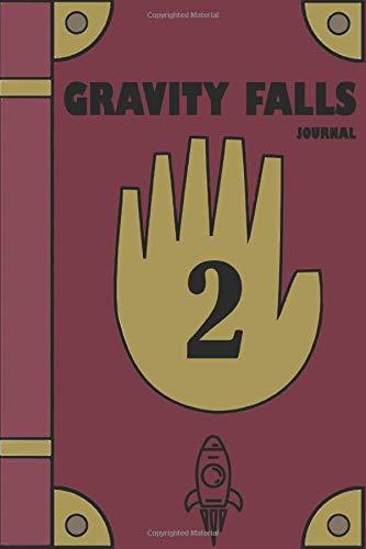Gravity Falls Journal : Ultimate journaling book for gravity falls series fans