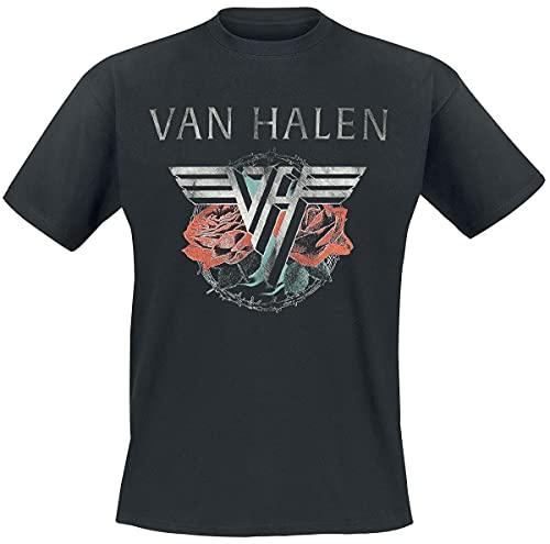 Van Halen 1984 Tour T-shirt for Men, Large Only