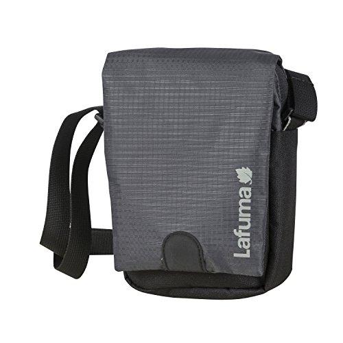 petit un compact Rough Matambo Small Travel Bag, Lifestyle, Gris / Noir, 15x20x3 cm