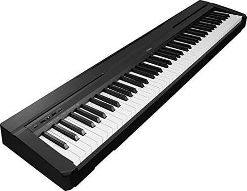 YAMAHA P45 Pianoforte Digitale 88 Tasti colore Nero