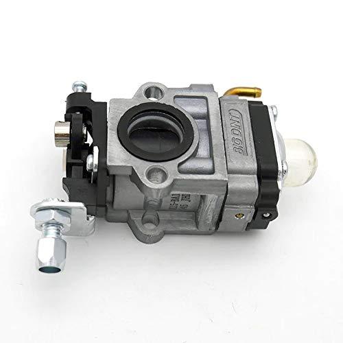 Carburador Carburador de ajuste de carburador compatible con BC430 CG430 CG520 430 520 COBRE DE COBERTURA DE COBERTURA 43CC 47CC 49CC 52cc Strimmer Cepillo de cepillo Piezas de carburador Carbohidrato
