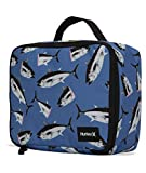 Hurley One&Only Printed Lunch Kit Bolsa Isotérmica, Unisex Adulto, Pacific Blue, 1SIZE
